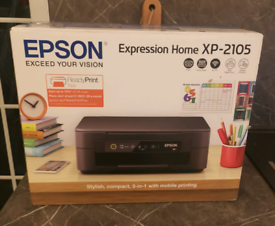 Epson Expression Home XP-2105 Wireless Inkjet Printer - BRAND NEW