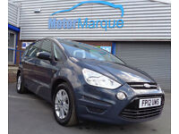 Ford S-MAX 2.0TDCi ( 140ps ) 2010.5MY Zetec