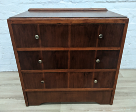 Vintage Chest Of Three Drawers (DELIVERY AVAILABLE)