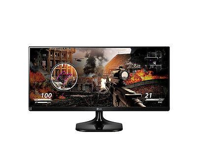 شاشة ليد مستعمل Genuine LG 29UM58-P – 29 Inch UltraWide 21:9, 5ms IPS LED Monitor – VG – In Box