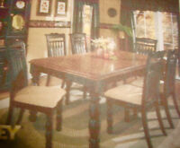 USED FURNITURE - SOLID WOOD PIECES ETC. (SOME ANTIQUES)