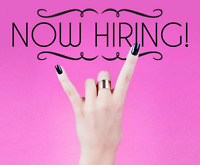 NAIL TECH POSITION AVAILABLE