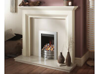 Crystal Fires Instert Gas Fireplace Super high efficiency