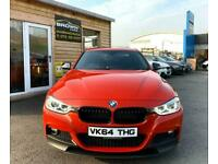 2014 BMW 320d M Sport 4dr Step Auto [Business Media]
