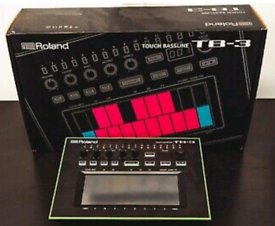 Roland Aira TB-3 Touch bassline used