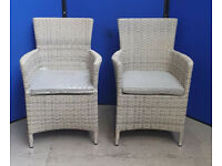 CN-I08 : Florence garden chairs X 2