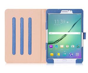 Etui Cover (Case) en cuir Samsung Galaxy Tab S2 8.0