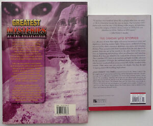 True stories of UFOs — and other great mysteries explained Oakville / Halton Region Toronto (GTA) image 2