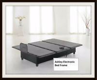 Ashley Electronic Bed Frame. ( Mattress Not Included)