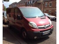 Vauxhall Vivaro diesel Automatic New Turbo fitted great runner