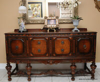 Antique Sideboard / Buffet by Malcolm