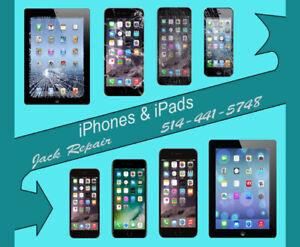 Réparation iPhone écrans / Repair iPhone screen