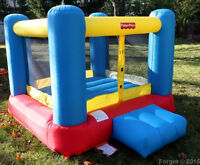 For Sale. Fisher Price Mega Bounce