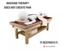 REGISTERED MASSAGE THERAPIST - Insurance Reciepts Available