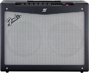 Fender Mustang IV 2x12 with foot switches