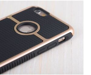 BLACK GOLD RING HYBRID HEAVY DUTY SHOCKPROOF CASE / IPHONE 6, 6+ Regina Regina Area image 4