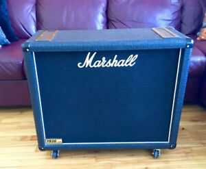 Cabinet Marshall 1936 LEAD made in England/UK
