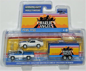 Greenlight Hollywood 1/64 Charlie's Angels Hitch & Tow Diecast