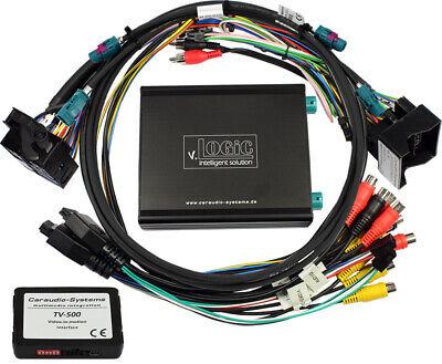 Multimedia AV RFK Rückfahrkamera Interface Mercedes NTG5 GLA X156 GLC X253