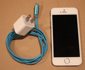 Apple iPhone 5s White Silver 16GB Bell Virgin