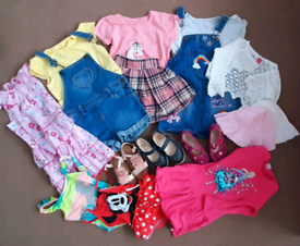 Huge bundle of clothes Girl 4-5Y