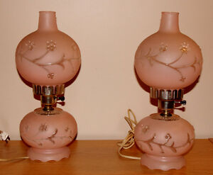 Antique lamps