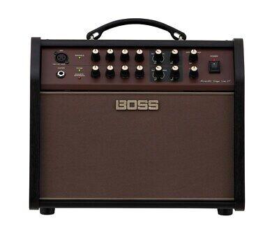 Boss ACS-LIVELT Compact Acoustic Singer Amp Live Lite