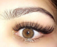 Eyelash Extensions-$80-Mobile Service-Will come to needed
