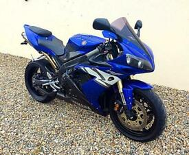 YAMAHA YZF R1 - GRAVES PERFORMANCE SYSTEM - IMMACULATE + HPI CLEAR - SUPERB - PX