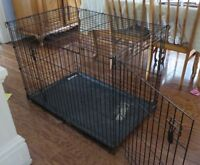 Metal Dog or Cat Cage