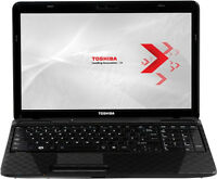 Toshiba core i5 2e gén, LED 15.6po, 4Gb/500Gb, HDMI, Windows 7