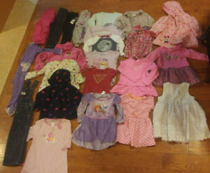 Girls 2T lot