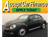 Volkswagen Beetle 2.0TDI ( 140ps ) 2012MY Design FROM £46 PER WEEK!