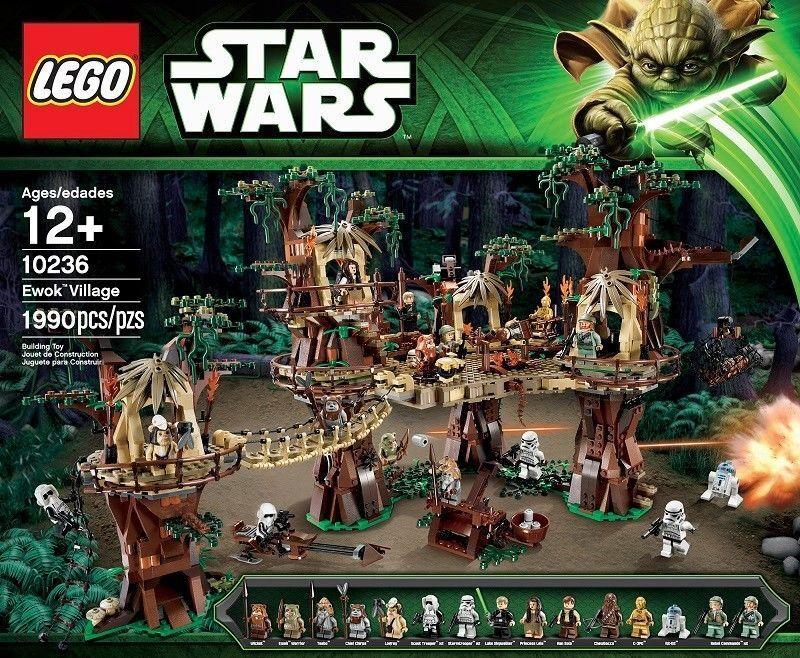 Star Wars Ewok Village