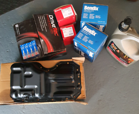 Any parts for any cars, brake pads/discs, injectors, calipers etc