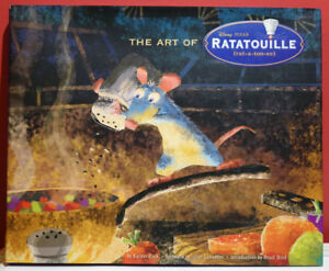 The art of : Ratatouille