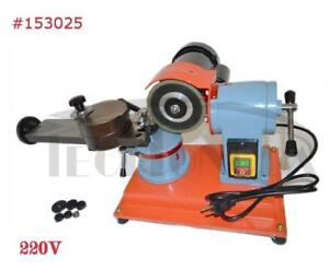 Round Carbide Saw Blade Grinding Grinder Sharpener Machine