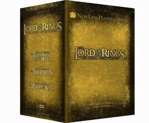 The Lord of the Rings Trilogy - Special Extended Edition