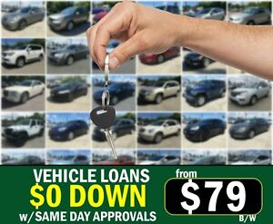 **$0 DOWN CAR LOAN EVENT IS HERE ** ALL CREDIT APPROVED ** Kitchener / Waterloo Kitchener Area image 2