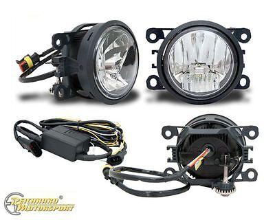 LED Tagfahrlicht + Nebelscheinwerfer Tagfahrleuchten Ford Fiesta 5