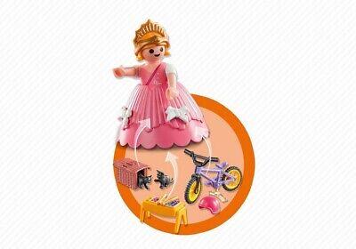 Playmobil 6253 Niña Princesa Xilófono Bicicleta Gatos