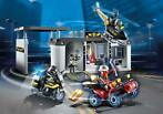 Playmobil City Action 70338 Meeneem SIE-centrale