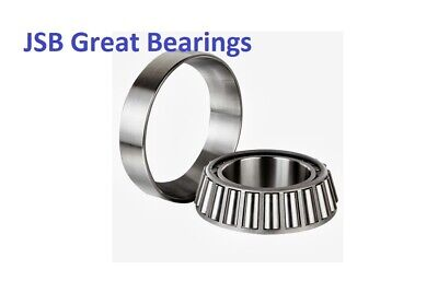 30209 Tapered Roller Bearing Set Cup Cone 30209 Bearings 45x85x19 Mm