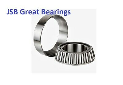 30204 Single Raw Tapered Roller Bearing Set Cup Cone 30203 Bearings