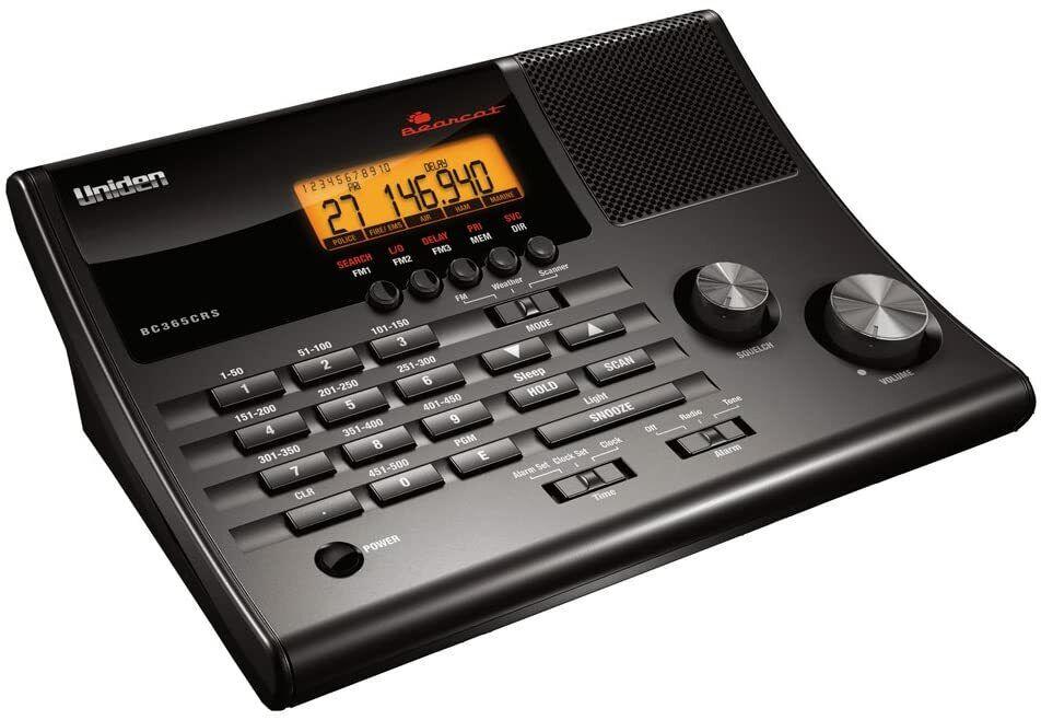 Police Scanner Digital Uniden Emergency Alert Scanners Weath