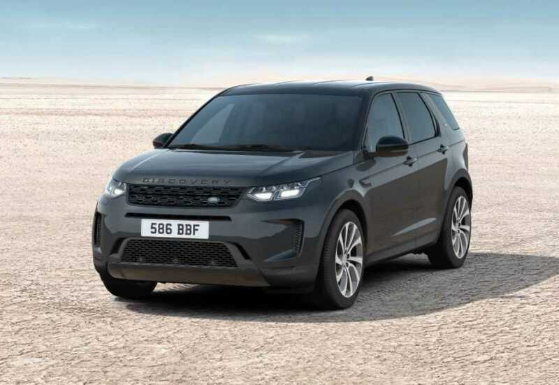 Land Rover Discovery Sport D165 AWD S