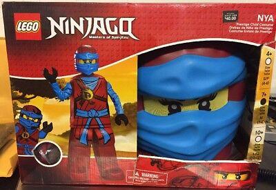 Ninjago Nya Halloween Costumes (Girls LEGO Ninjago Prestige ''Nya'' Halloween Costume (size M 7-8))