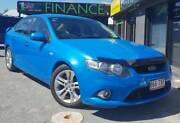 2011 Ford Falcon Sedan XR6 EASY FINANCE OPTIONS Beenleigh Logan Area Preview