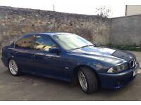 Stunning BMW 525i M Sport