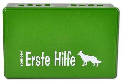 """SÖHNGEN """"WauWau Verbandkasten"""" für Hunde, Erste-Hilfe-Koffer für Hunde"""